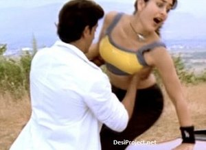 Kareena Kapoor Boob Press